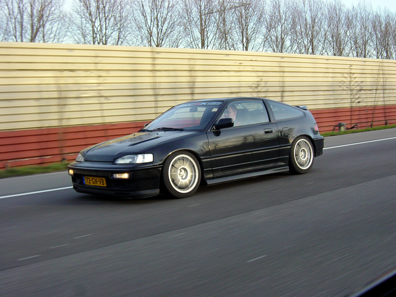 Renault Espace front lip and